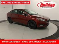 FWD | FORD CERTIFIED | BACK-UP CAMERA | BLUETOOTH
