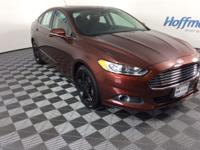 FORD CERTIFIED PRE-OWNED!, MOONROOF!, BLUETOOTH!, HANDS