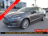 *2016 FORD FUSION CPO*Only 34,785 Miles! Boasts 33