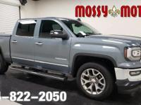 This outstanding example of a 2016 GMC Sierra 1500 SLT