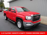 ** ONE OWNER **, Remote Start, Rear Backup Camera, GMC