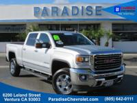 Only 32,636 Miles! Dealer Certified Pre-Owned. This GMC