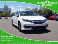HONDA CERTIFIED!! DUAL AUTOMATIC CLIMATE CONTROL!!