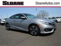 Civic EX-L, 2D Coupe, 1.5L I-4Turbocharged, 6,400