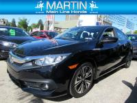 Come in and test drive this 2016 Honda Civic Sedan EX-L