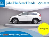 Are you in the market for a New Pre-Owned SUV? John