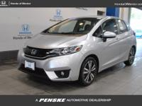 2016 Honda Fit EX HONDA TRUE CERTIFIED, INCLUDES