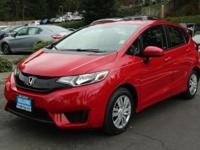 Come see this 2016 Honda Fit LX. Its Variable