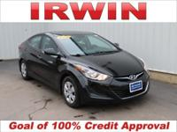 HYUNDAI CERTIFIED! LOW MILES! CARFAX One-Owner. Clean