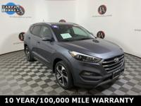 HYUNDAI CERTIFIED WITH 10YEAR/100,000 MILE WARRANTY -
