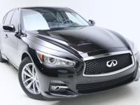 2016 INFINITI Q50 3.0t CARFAX One-Owner. Priced below