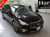 Recent Arrival! INFINITI CERTIFIED PRE-OWNED WARRANTY /