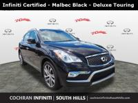 New Price! INFINITI Certified , Navigation , Leather ,