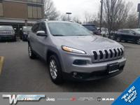 CERTIFIED PRE-OWNED 2016 JEEP CHEROKEE LATITUDE!!!!!