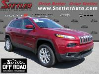 LATITUDE......2.4L, JEEP ACTIVE DRIVE II 4X4.....HEATED