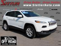 LATITUDE.....2.4L, 4X4......HEATED SEATS, 17'' ALLOY