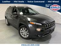Immediate savings of $4,702 off market price! 2016 Jeep