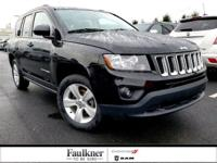 2016 Jeep Compass Certified. ** Carfax Certified