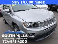 2016 Jeep Compass High Altitude CHRYSLER FACTORY