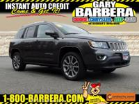 Step up to our One Owner 2016 Jeep Compass High