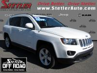 LATITUDE......2.4L, 4X4......HEATED SEATS, 17'' ALLOY
