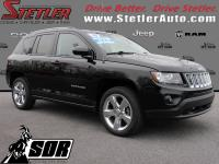 LATITUDE.....2.4L, 4X4......LEATHER HEATED SEATS, 18''