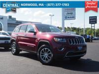 CARFAX One-Owner. Certified. Velvet 2016 Jeep Grand