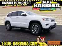 Our One Owner 2016 Jeep Grand Cherokee Limited 4X4 in
