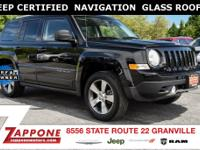 JEEP CERTIFIED!  * HIGH ALTITUDE PACKAGE  * ONE