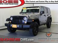 Billet Silver Metallic Clearcoat 2016 Jeep Wrangler