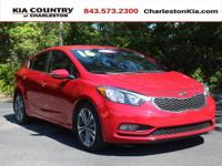 Kia Certified, CARFAX 1-Owner, LOW MILES - 27,666! EX