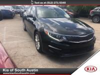 Kia of South Austin is excited to offer this 2016 Kia