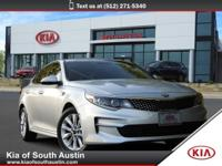 Kia of South Austin. Located on the Magnificent Motor