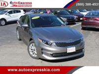 - - - 2016 Kia Optima 4dr Sdn EX - - -  4 Wheel Disc