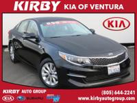 Kirby Kia is proud to offer this Kia Certified
