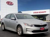 CARFAX One-Owner. Certified. Sparkling Silver 2016 Kia