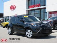 2016 Kia Soul ***Manual*** Black * New Tires*, *Passed