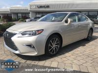 LEXUS CERTIFIED WITH LUXURY PACKAGE-NAVIGATION