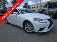 Your MINT condition L/Certified Lexus Eminent White
