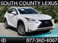 L/CERTIFIED BY LEXUS *** Recent Arrival! CARFAX