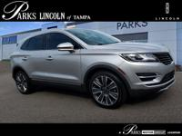 **** LINCOLN BLACK LABEL MKC ******* FACTORY CERTIFIED