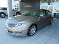 LINCOLN CERTIFIED 6-YR 100,000 MILE WARRANTY Thank you