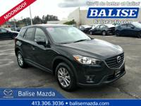 NAVIGATION & MOONROOF!! Welcome to Balise Mazda and our