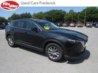 2016 Jet Black Mazda CX-9 6-Speed Automatic One Owner