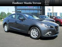 CARFAX One-Owner. Certified. Meteor Gray 2016 Mazda