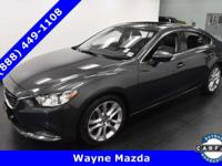 This Mazda Mazda6 has a strong Regular Unleaded I-4 2.5