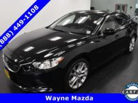 This Mazda Mazda6 has a dependable Regular Unleaded I-4