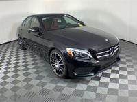 2016 Mercedes-Benz C-Class. This C 300 C-Class is