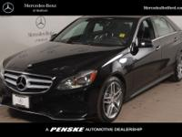 2016 Mercedes-Benz E-Class E 350 4MATIC MERCEDES BENZ