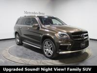Certified. Brown 2016 Mercedes-Benz GL-Class GL 63 AMG